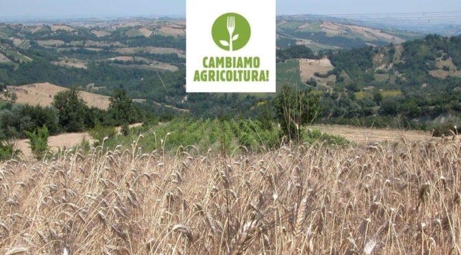 AGRICOLTURA: COALIZIONE #CAMBIAMOAGRICOLTURA CHIEDE UNA SVOLTA PER POLITICA AGRICOLA COMUNE