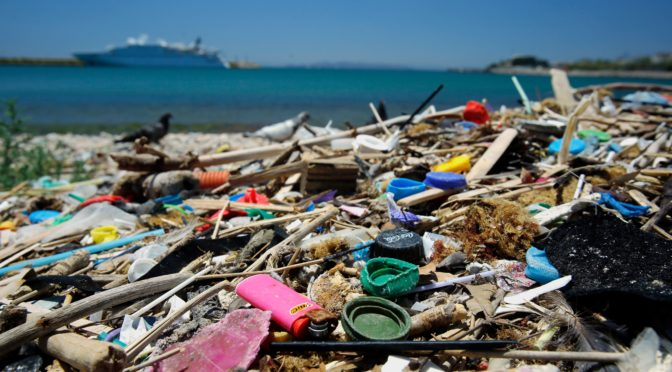Parte la petizione mondiale contro l'inquinamento da plastica