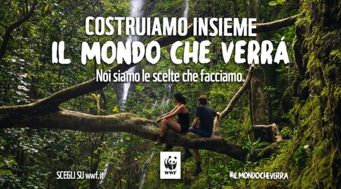 IL WWF INVIA AL GOVERNO UN DOCUMENTO CON SCELTE STRATEGICHE