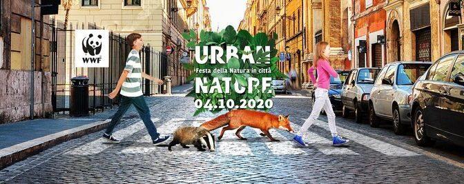 Urban Nature 2020 – domenica 4 ottobre